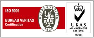 BVC UKAS ISO 9001